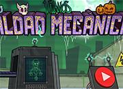 Villanos Maldad Mecanica Halloween