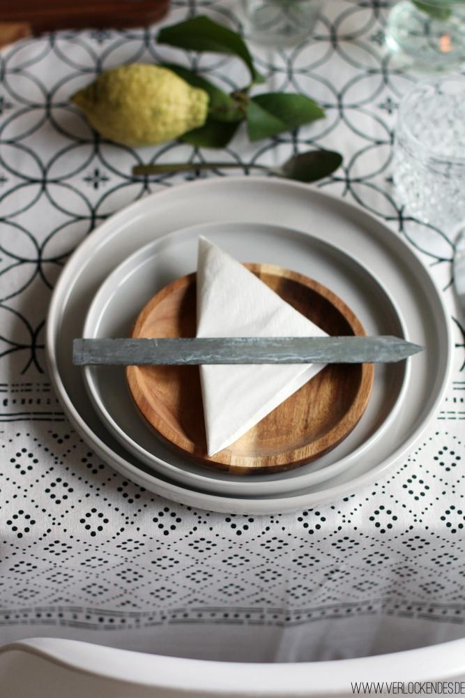 Ideen für Tischdekorationen einfach