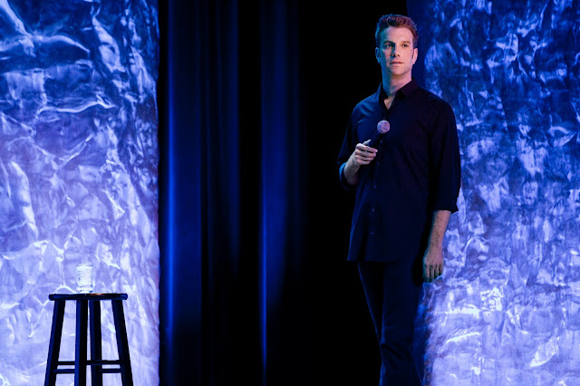 "Anthony Jeselnik in the Netflix Original ""Anthony Jeselnik: Thoughts and Prayers"". Photo Credit: Phil Bray for Netflix, Inc."