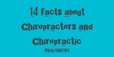 14 Facts about Chiropractors and Chiropractic
