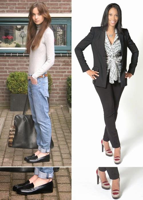 Sepatu Model Penny Loafers