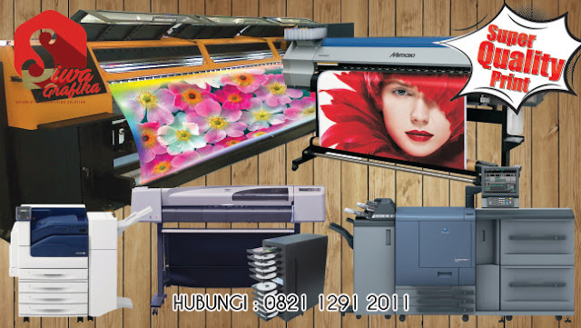 Digital Printing Murah di Rawamangun Jakarta Timur