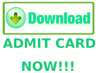 Chhattisgarh Post Office Admit Card 2015