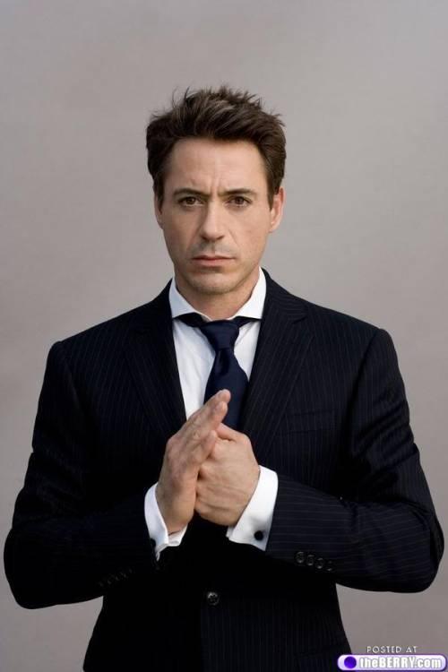 Muso da semana: Robert Downey Jr., o Homem de Ferro