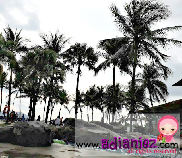 Swiss Garden Beach Resort Damai Laut, Lumut Perak Nan Indah Saujana Mata Memandang
