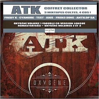 ATK - Oxygene (2012) 4CD
