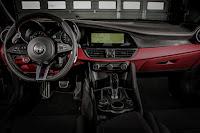 Alfa Romeo Giulia Quadrifoglio NRING (2018) Dashboard