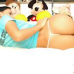 Selena Spice Camiseta Azul, Cachetero Azul, Elmo Comegalletas Foto 90