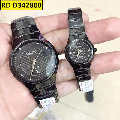 Đồng hồ cặp đôi Rado RD Đ342800