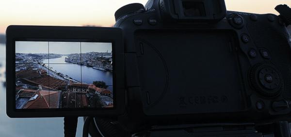 Откидной экран Canon EOS 6D Mark II