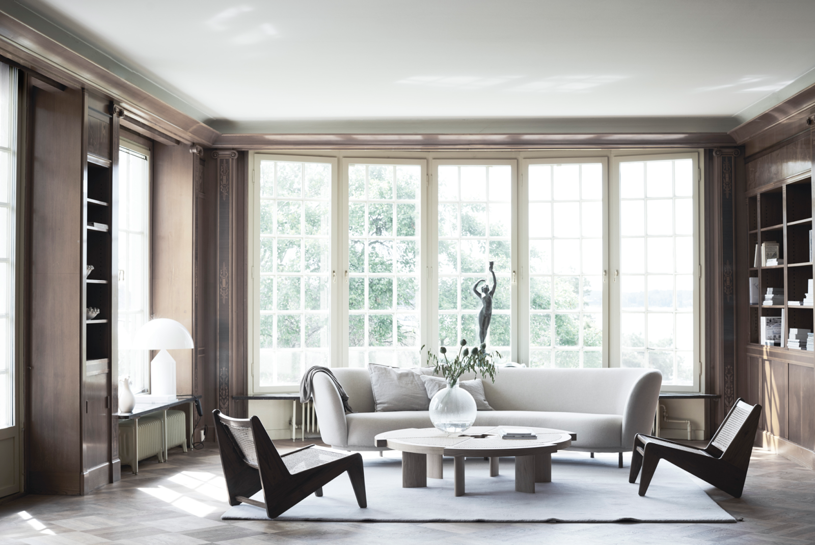 AMM blog: 5 living rooms that blend style and comfort