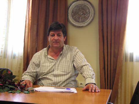 Αποτέλεσμα εικόνας για Δημάρχου Πωγωνίου κ. Κώστα Καψάλη