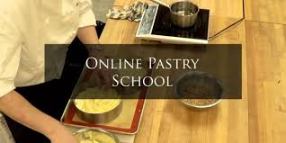 pastry chef online school