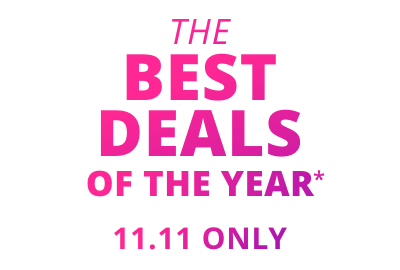 11/11 Global Shopping Starts Today Get Massive 40$ Coupon And Upto 50% Off On all Products