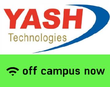Yash Technologies Hyderabad Recruitment