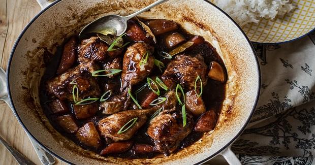 Filipino Chicken Adobo Recipe
