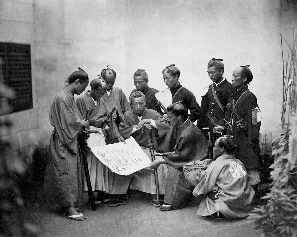Vintage Photos Of Life In Japan From The 1880s Vintage