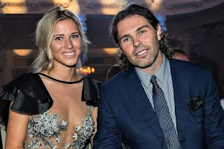 Jaromir Jagr's new wife