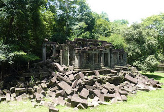 Templos de Angkor, Beng Mealea.