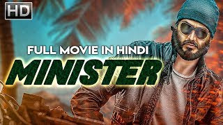 MINISTER (2019) Hindi Dubbed 400MB HDRip 480p x264