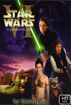 Star Wars Episodio 6: El retorno del Jedi [1983] [1080p] [Latino-Ingles] [Google Drive] GloboTV