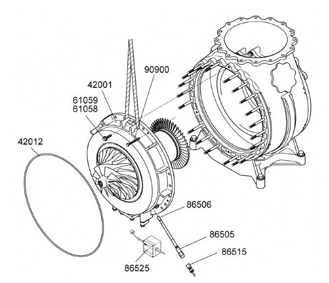 8 3 removing cartridge group abb tc hfo power plant rh hfoplant blogspot com abb tps 52 turbocharger manual abb turbocharger vtr 354 manual