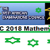 WAEC 2018/2019 TOP MATHEMATICS ANSWERS - EXPO MATHS RUNZ 2018 FOR FREE