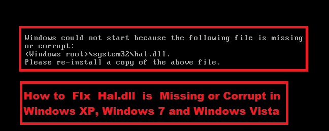How to expand a fresh copy of hal. Dll in xp recovery console youtube.