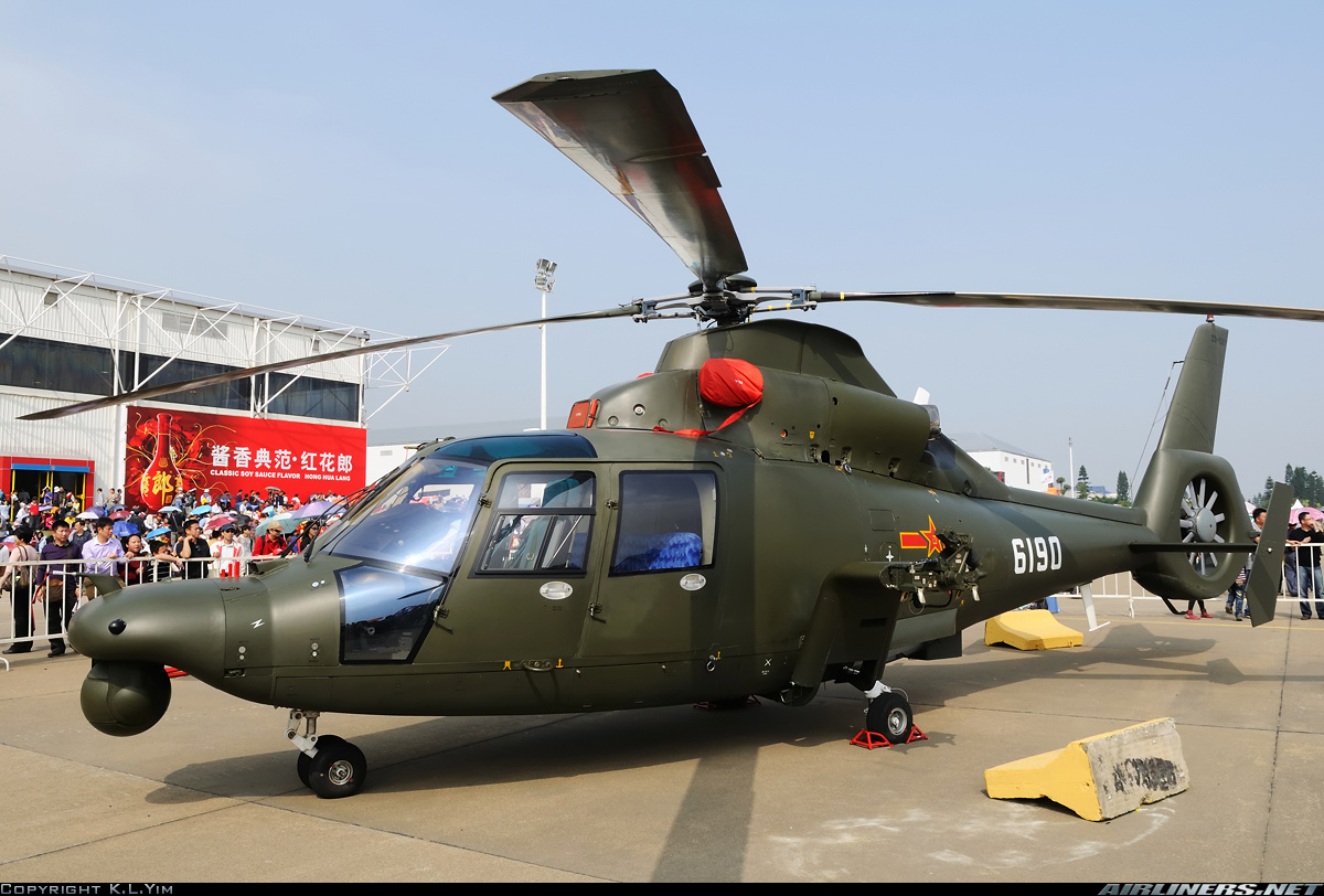 Cambodia : Z 9 Helicopters to Arrive in April 2013 RP Defense