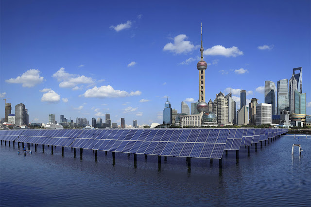 By 2016 China doubled its solar energy capacity, and is already the largest producer in the world