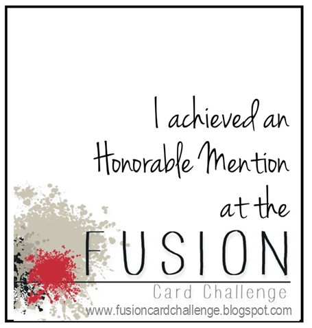 Fusion Challenge Honorable Mention Feb 2015