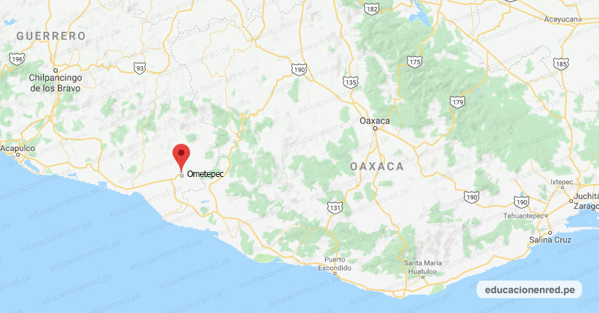 Temblor en México de Magnitud 4.0 (Hoy Sábado 01 Agosto 2020) Sismo - Epicentro - Ometepec - Guerrero - GRO. - SSN - www.ssn.unam.mx