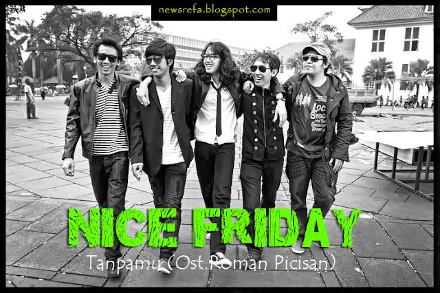 Chord Gitar Nice Friday - Tanpamu (Ost.Roman Picisan)