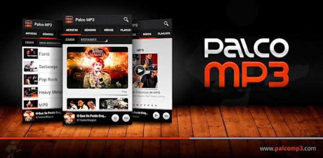 Palco MP3 – Melhor Site para Baixar músicas de Graça