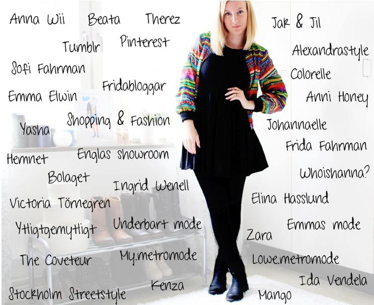 9a3a10152d36 Blev super glad idag när jag gick in på en av mina favorit bloggar,  fashionink och såg att hon länkat till min blogg som en av sina favorit  bloggar.