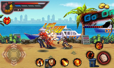 King Fighter 3 screenshot 2