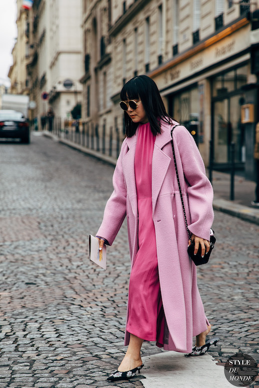 10 Millennial Pink Items To Add To Your Seasonal Wardrobe