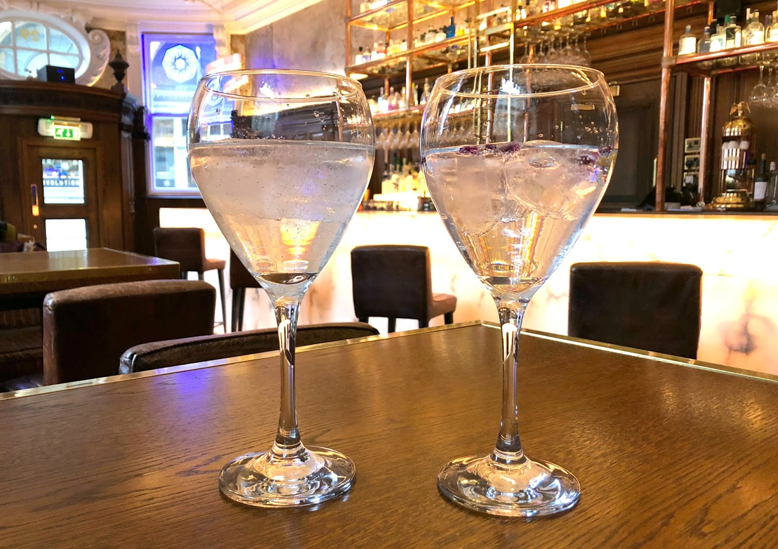 The Best Gin Bars in Newcastle - The Continental