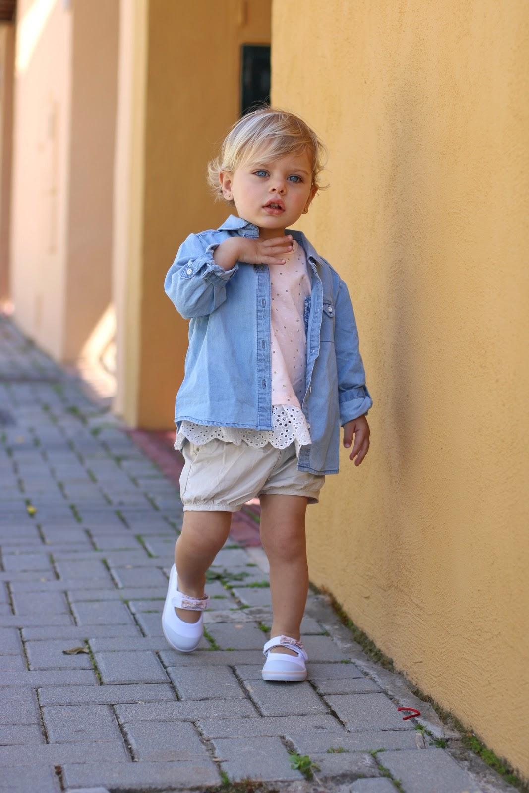 Vertbaudet moda infantil