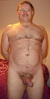 fat men with big cocks