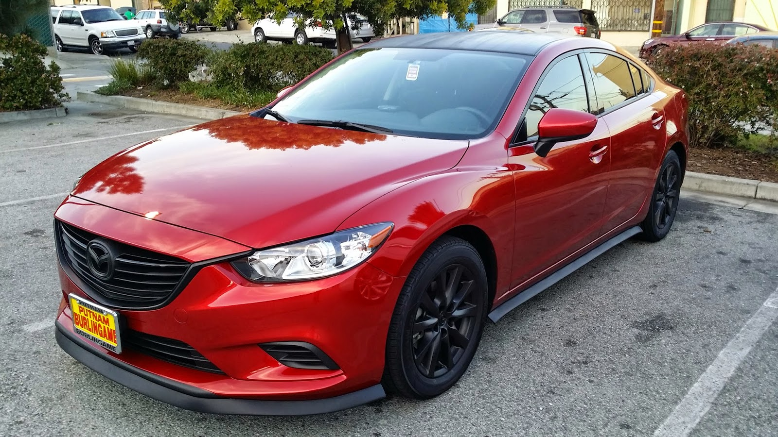 Universal All Fit Lip Kit Review Mazda 6 Forums Mazda