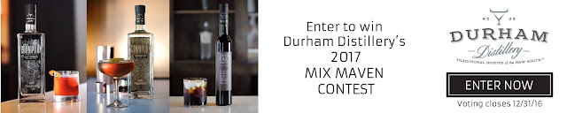 Durham Distillery Mix Maven Contest