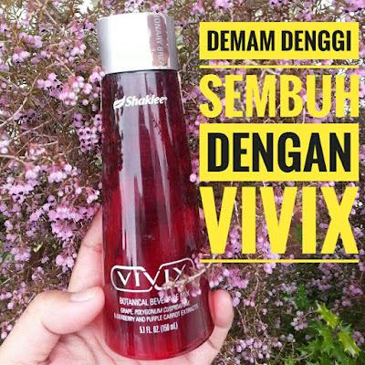 Demam Denggi Sembuh Dengan Vivix