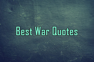 Best War Quotes in Hindi