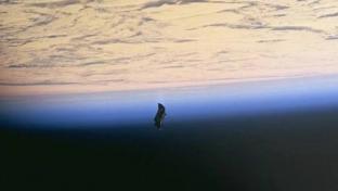 Resultado de imagem para nasa apaga imagens onde aparece suposta nave extraterrestre