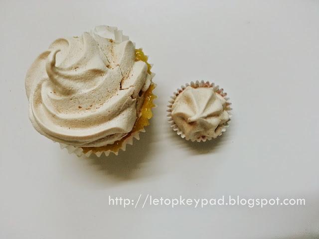Kasih Sayang Dari Cupcake - Lemon Sponge Cake