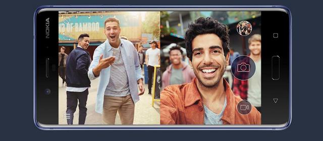 "Mengenal ""Bothie"", Fitur Dual Sight Kamera Nokia 8"