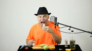 Halloween Truco Sopla y come la vela de la vida