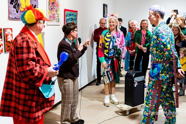 Official opening of Serious International Business - Wolzak & Kosters - Museum Rijswijk