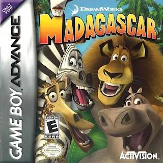 Madagascar ( BR ) [ GBA ]